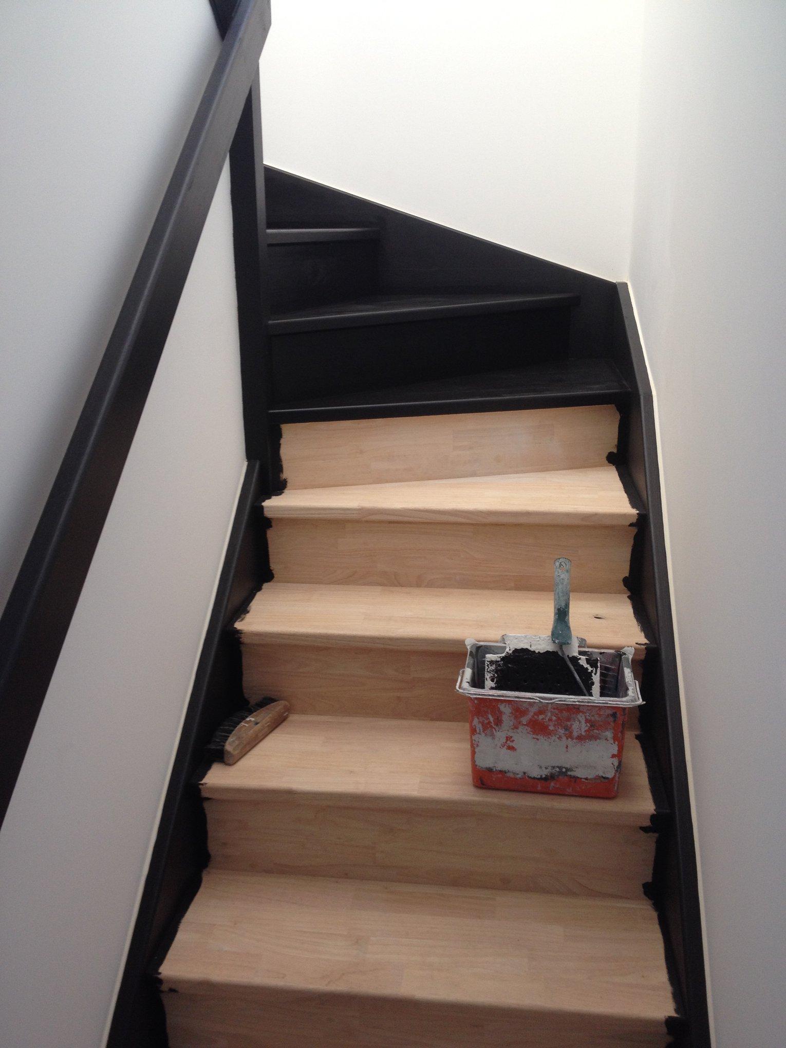 Peinture escalier - Alpes peinture multi-services, artisan à Annecy